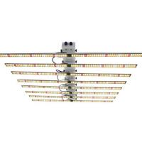 China 640W High Power LED Grow Lamp 8 Bar Grow Tube Lights for Indoor Plant and Greenhouse on sale