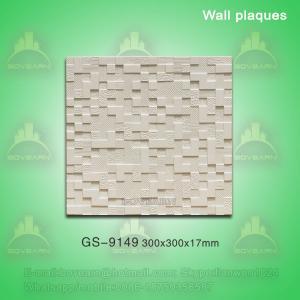 Quality High quality PU wall plaques wholesale