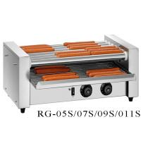 Quality Commercial Hot Dog Grill Machine 5 / 7 / 9 / 11 Rollers , Electric Hot Dog Roller Machine wholesale