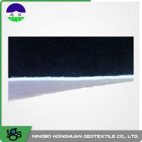 Quality FNG10 Non Woven Geotextile Drainage Fabric Flexible For Power Plant PET 100GSM wholesale