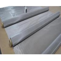 "Quality Fine Stainless Steel 304 316 Wire Cloth, 100Mesh Plain Weave 0.0035"" Wire 48"" Wide wholesale"