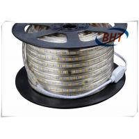 Buy cheap Super Bright 220V Led Strip Waterproof PVC Tube Good Flexibility For Any Shape from wholesalers