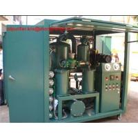 China Vacuum Transformer Oil Purifier Series ZYD/Insulating Oil Recovery/Oil Purification Machine on sale