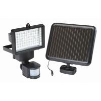 China 60 Led Solar Powered Security Lamp With Timer on sale