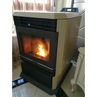 Quality Classic Style Non Electric Indoor Pellet Stove / Home Hardware Pellet Stoves 5-14KW wholesale