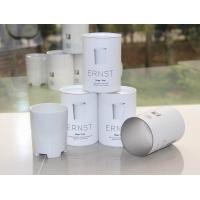 Quality Fashional White Gloss lamination  Paper Cans Packaging with PPLids for Cup and Bowl Packaging wholesale