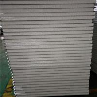 Quality 0.326mm steel sheet 50mm insulated eps sandwich panel 11900x1150mm for worker camp wholesale