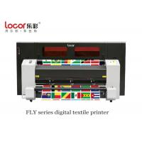 Quality 1950mm Cloth Flag Printing Machine For Industrial Adopt 2 / 4 RICOH Printheads wholesale