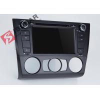 Quality Bluetooth 3G USB BMW DVD GPS Navigation In Dash Cd Dvd Player 256Mb RAM wholesale