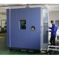 Quality Temperature and Humidity Altitude Test Chamber with Polyurethane Rigid Foam Insulation wholesale