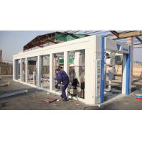 Quality Reliable Swing Arm Design Tunnel Car Wash Equipment Small Space Occupation wholesale