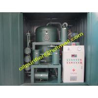 Quality High voltage Transformer Oil Purifier Manufacturer, Insulating Oil Purification Plant wholesale