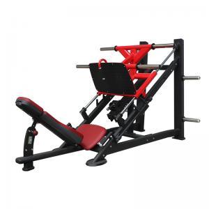 Quality Elliptical Tube Plate Loaded Gym Machines Equipment , Seated Leg Press Machine wholesale
