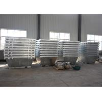 Quality Australian Heavy Loading Steel Fabrication Services Galvanized For Waste Bins wholesale