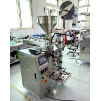 Quality Best Small Sachet Fruit Jam Packing Machine ,  Filling And Sealing Machine wholesale
