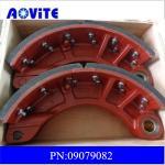 Quality Terex brake shoes 09079082 &09079084 wholesale