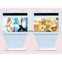 Quality Outdoor Floor Stand Advertising Screen Digital Signage Player for Shopping Market wholesale