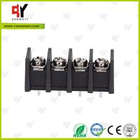 Quality 10.0mm Connector Terminal Block 2P - 24P with Wire Range 18 - 10AWG wholesale