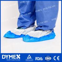 Quality Disposable PP + CPE Anti -skid Shoe Cover for Contruction Industry wholesale