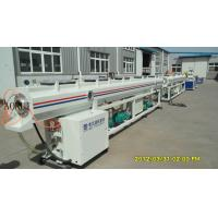 Quality Electrical Water Plastic Pipe Extrusion Line For Agricultural Manual wholesale