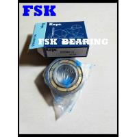 China Radial Load 6205 MA / C3 Deep Groove Ball Bearing Brass Cage High Speed on sale