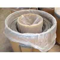 China Pure Zinc Wire for Pipe Thermal Spraying 250kg Drum package on sale