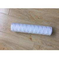 Quality 10 Inch 5 Micron PP Yarn String Wound Water Filter Cartridge for Water Purifier wholesale