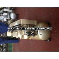 Quality Electrical  Industrial Air Compressor For Pneumatic Tools With Air Tank 185L wholesale