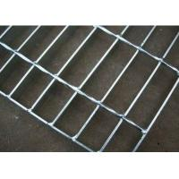 Quality Anti Corrosion Car Wash Drain Grates With Frame Customize Size Galvanized Steel wholesale