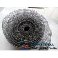 Cheap Stainless Steel/Nickel/Monel Wire, 140-400 Model, 0.1-0.3mm Wire Knittted Wire Mesh for sale