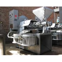 China Industrial Automatic Soybean Palm Cooking Oil Making Machine on sale