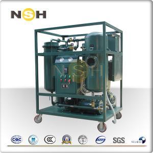 Buy cheap 50Hz Turbine Oil Filtration Machine Demulsification Dehydration Custom Color from wholesalers