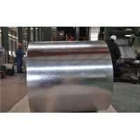 Quality 60 - 275g /m2 Hot Dipped Galvanized Steel Coil With ASTM A653 / SGCC / DX51D wholesale
