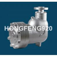 Quality Angle Installation Ball Float type Steam Trap Casting Steel WC6 wholesale