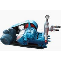 Quality Blue Color Horizontal Mud Pump 335nm Input Torque Heavy Density wholesale