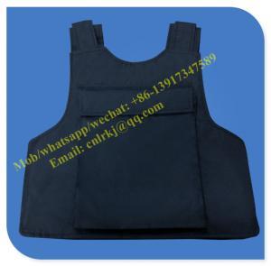 Quality level iiia/ iii/iv ballistic kevlar body armor vest wholesale