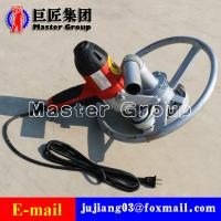 China 1200W  electric drilling rig machine  Portable small water well drilling rig for sale on sale