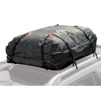 Quality Black rooftop Cargo Storage Bag For Car Roof wholesale