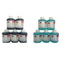 Refilling CIJ Inkjet Printer Solvent Based Ink Date Time Printing , 500ml / Bottle