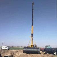 Quality XGC25T 20 Ton Crawler Telescopic Boom Crane For Construction Building wholesale