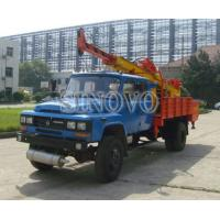 Quality Mobile drilling rigs ST-600 Drilling Capacity 300M geological drilling rig wholesale