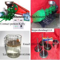 Quality fishery feed making machine wholesale
