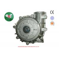 China High Pressure  Tailing Slurry Water Pump Gold Mining With High Chrome Alloy 100m on sale