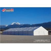 Quality Fire Retardant Big Wedding Marquee Tent For 600 Person With Tables And Chairs wholesale