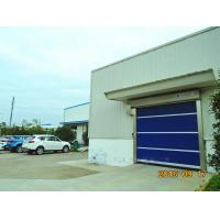 Quality Industrial High Frequency Motor High Speed Garage Shutter Doors Galvanized Steel wholesale