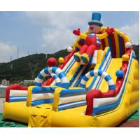 China buy Inflatable slides with warranty 24months on sale