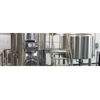 Quality Turnkey Project of Brewery Plant 10bbl to 100bbl Brewhouse wholesale