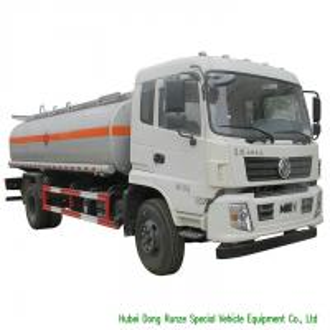 Quality Dongfeng Mobile Fueling Trucks Raod Tanker LHD / RHD 4x4 ALL Wheel Drive wholesale