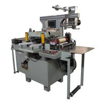 Quality Kiss Cut & Through Cut PVC Label Die Cutting Machine Cutting Area 300*300 ( mm ) wholesale