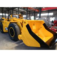 Quality Underground Mining Load Haul Dumper Lhd Mining Equipment 2 Cubic Meters wholesale